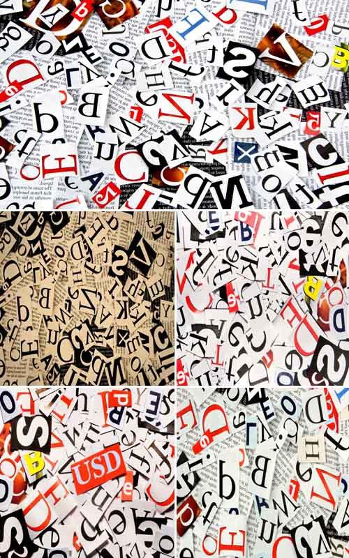 Латинские буквы